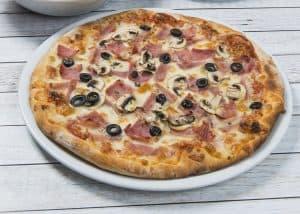 pizza en la arroseria las arenas